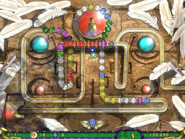 Luxor Spiele