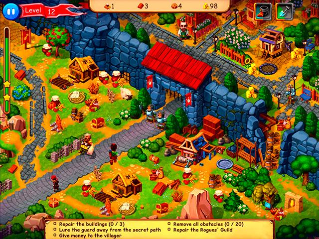 Robin Hood Spiele