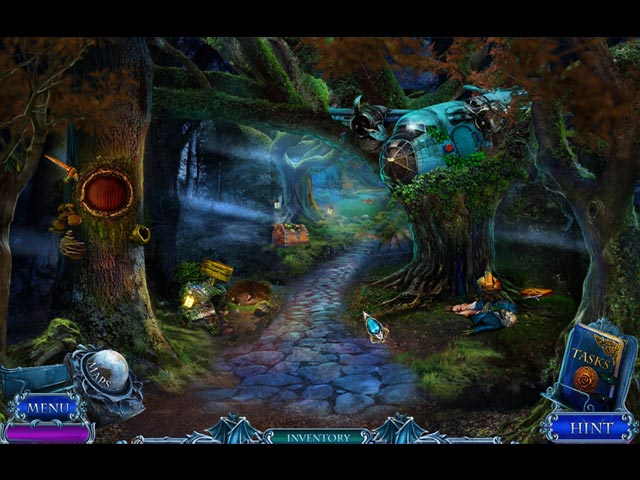 Mystery Tales: Eye of the Fire Game Free Download