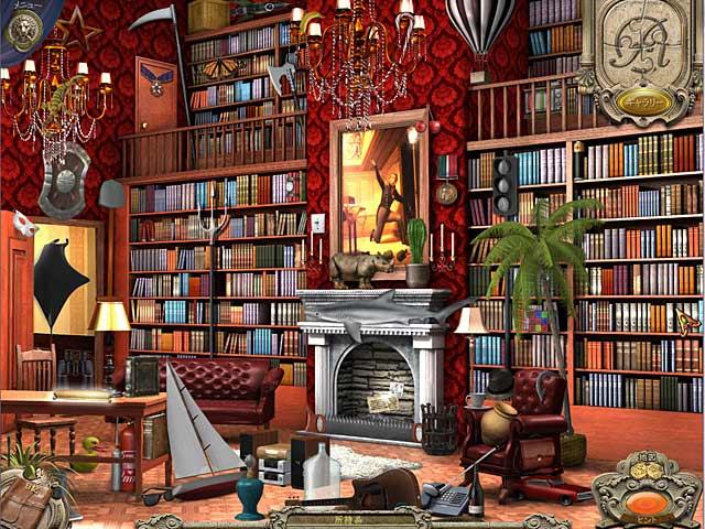 ダウンロード アンティークミステリーズ:ハワード邸の秘密